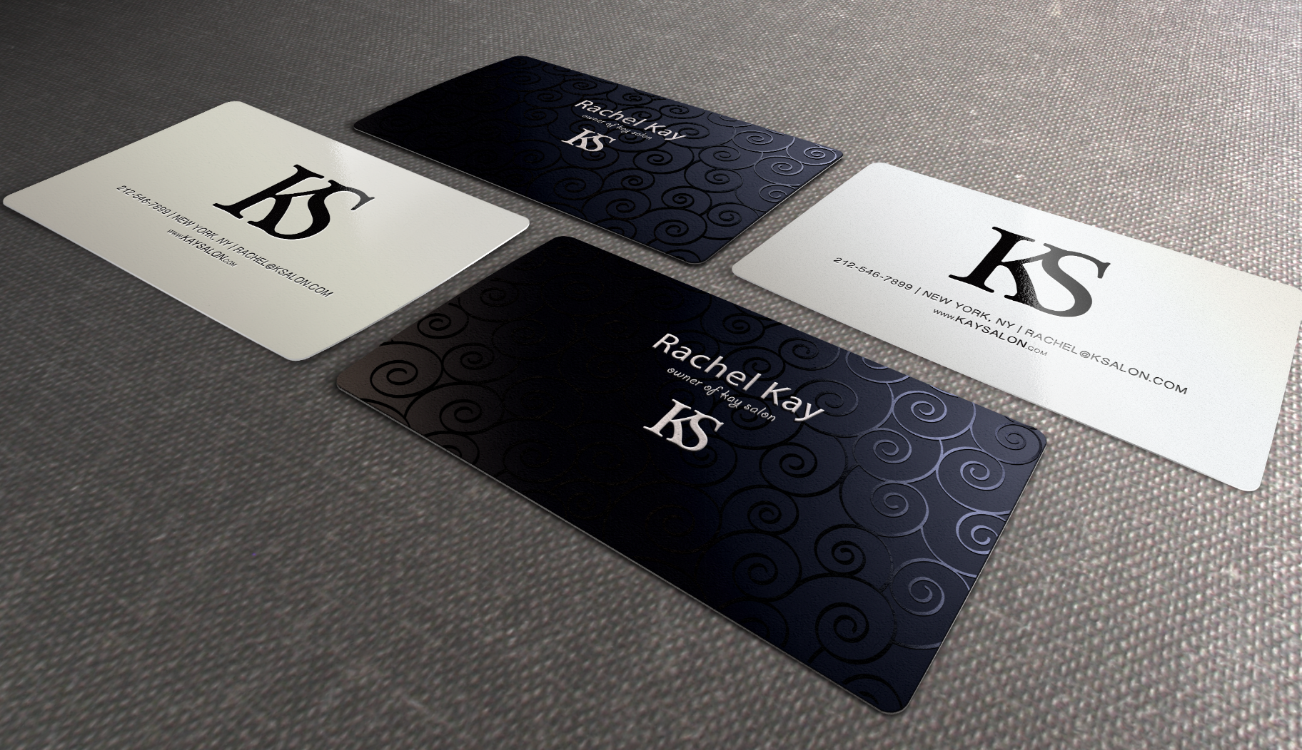 Business Card Mock up designed by Xoil Design