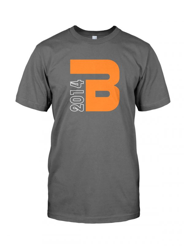 Belleville high school senior graduation t-shirt designed by Xoil Design