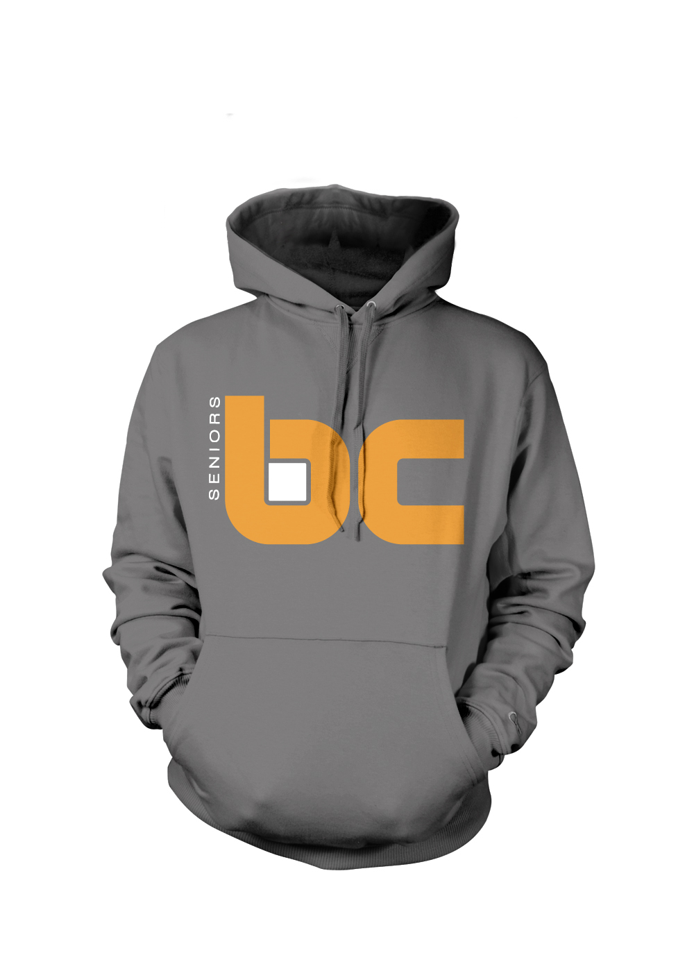 Byron Center high school senior graduation hoodie designed by Xoil Design