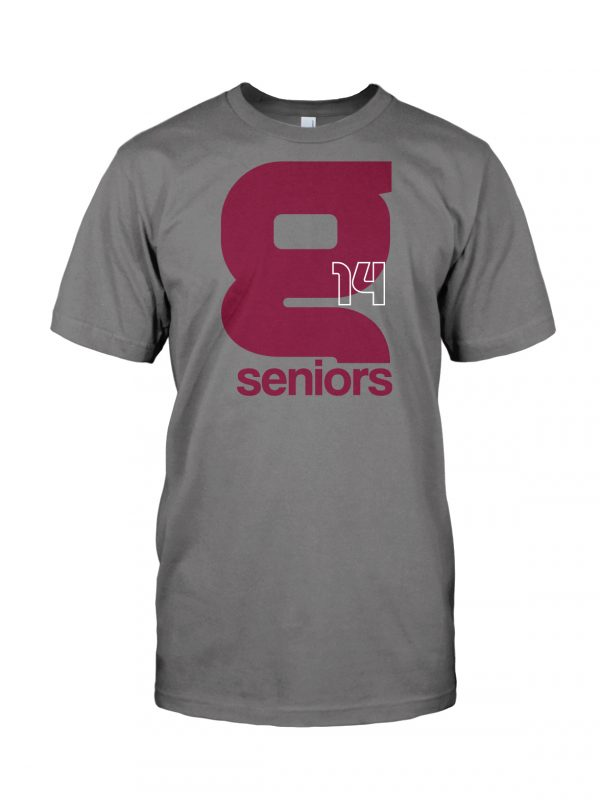 Grandville high school senior graduation t-shirt designed by Xoil Design