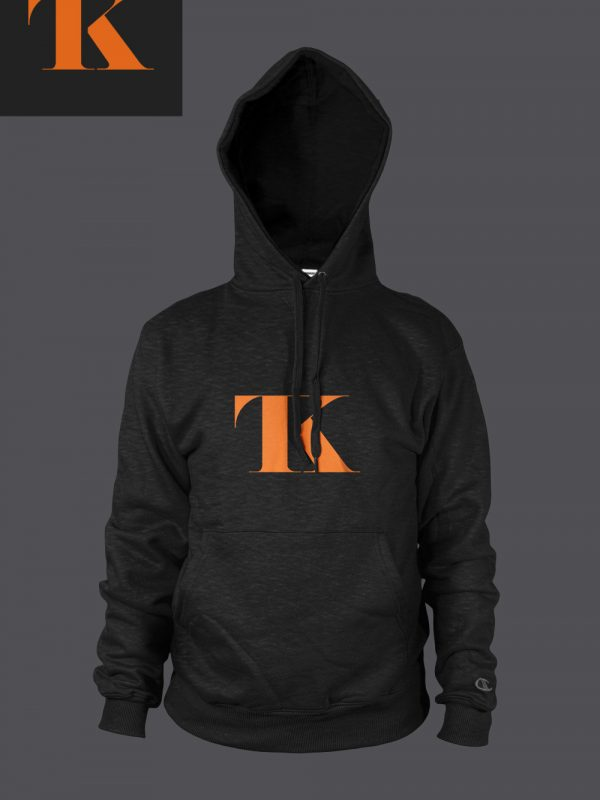 Thornapple Kellogg pull over hoodie designed by Xoil Design