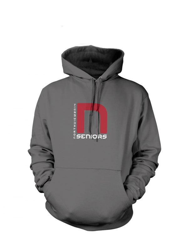 Northview high school senior hoodie designed by Xoil Design