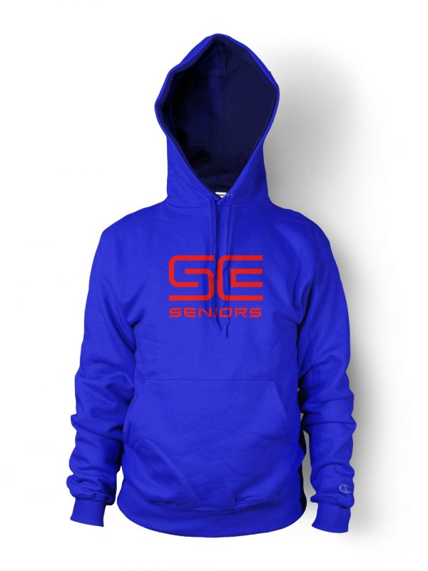 St Clair high school senior graduation hoodie designed by Xoil Design