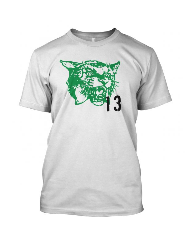 Jenison T-shirt designed by Xoil Design
