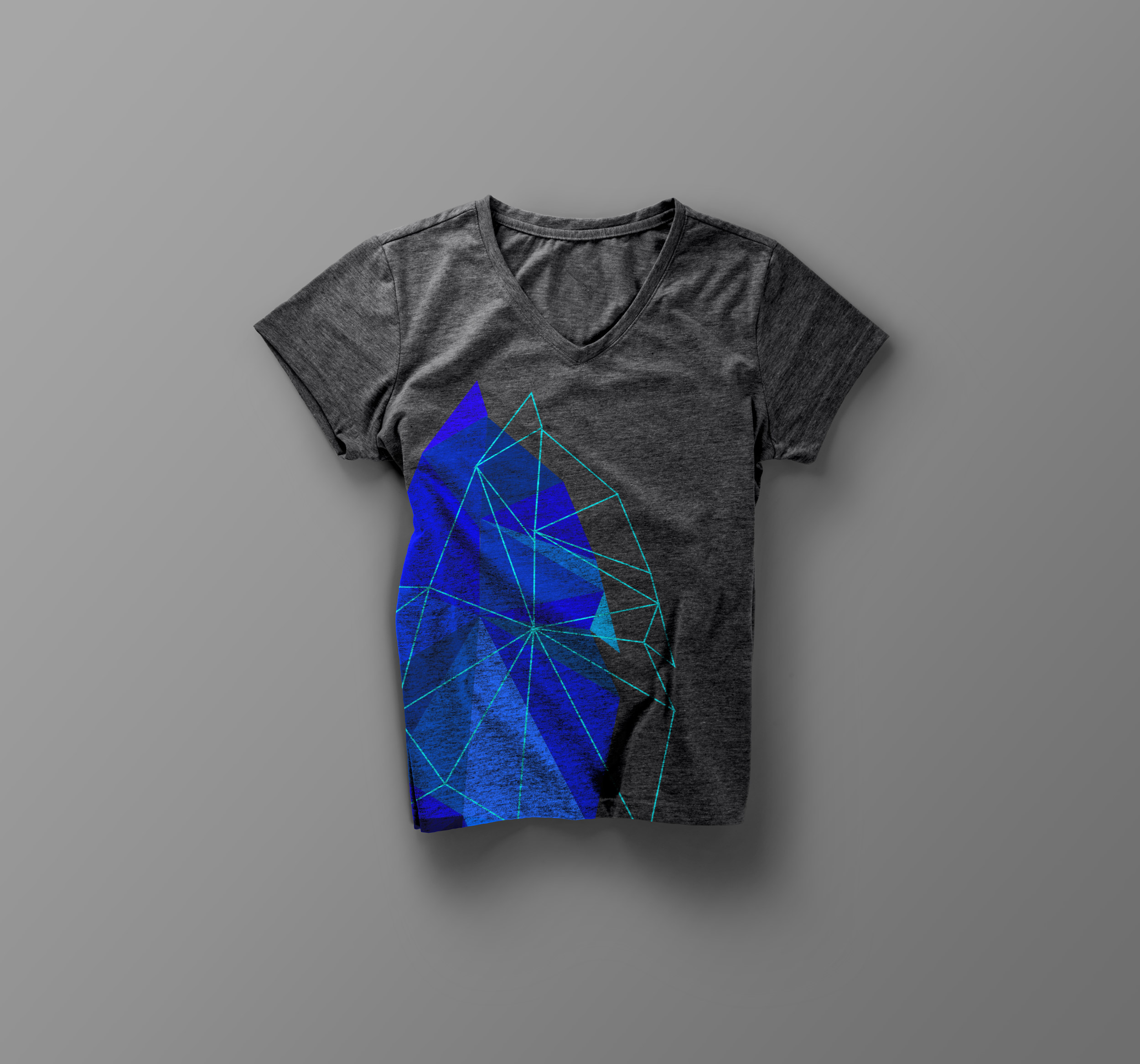 Xoil Design Geometric T Shirt Series